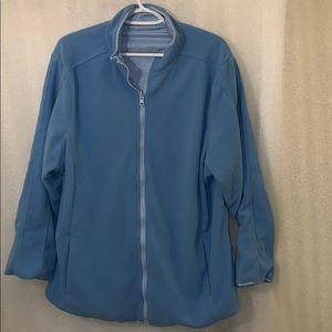 Athletic Works Reversible Jacket Size 1x